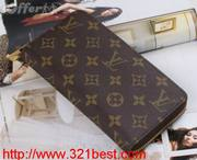 WOMEN ZIPPER WALLETS, Louis Vuitton wallet, www.321best.com